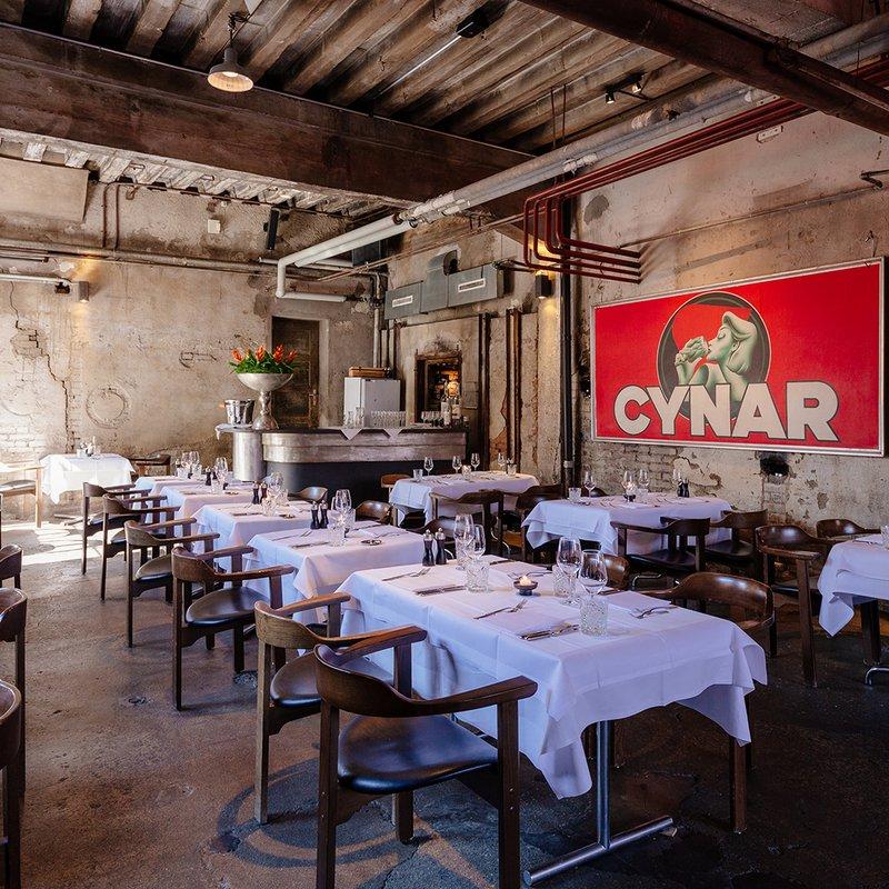 Cynar-Raum