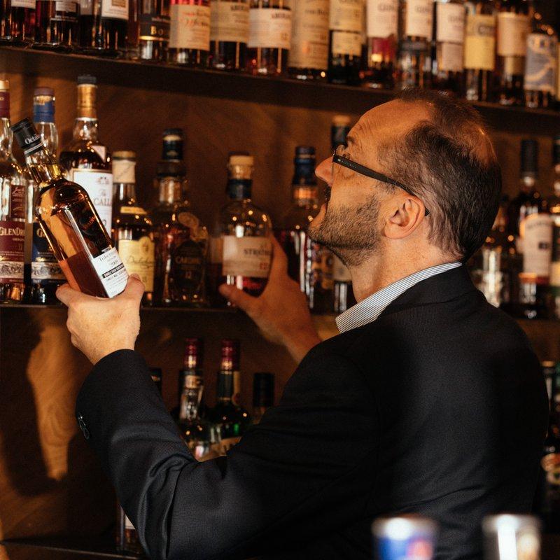 Whiskytreff, jeden 1. Mittwoch im Monat
