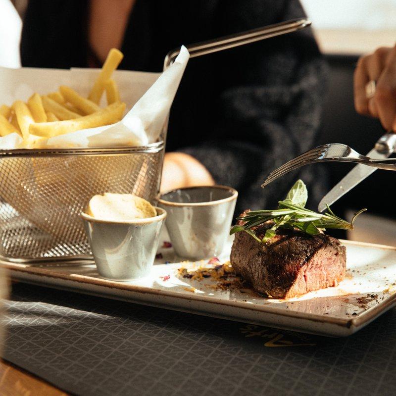 Feinstes Schweizer Filet vom Grill