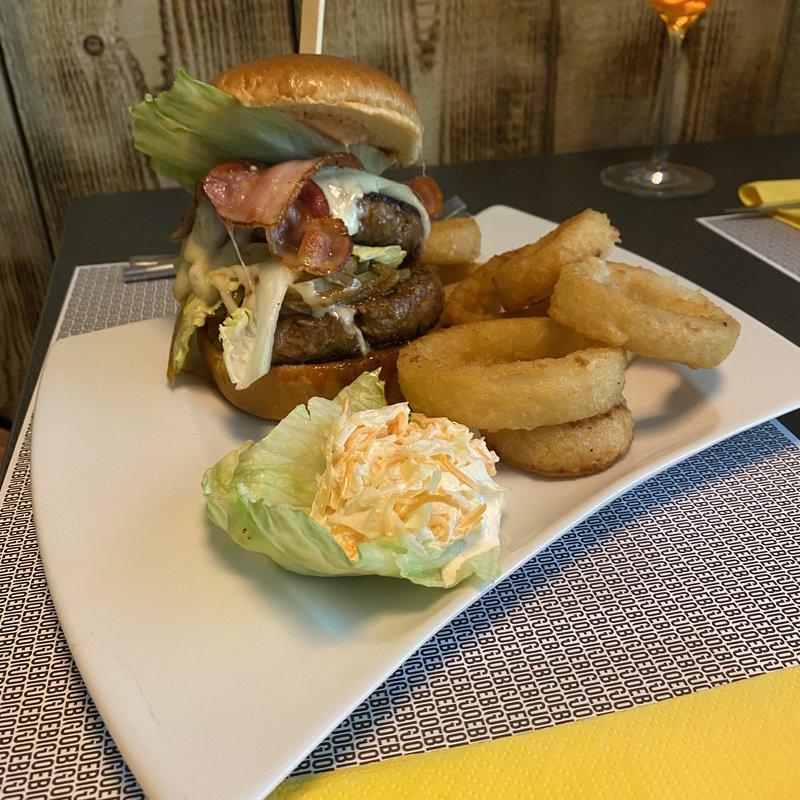 Burger Onionrings