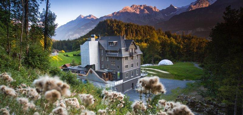 Hotel Wetterhorn Bild