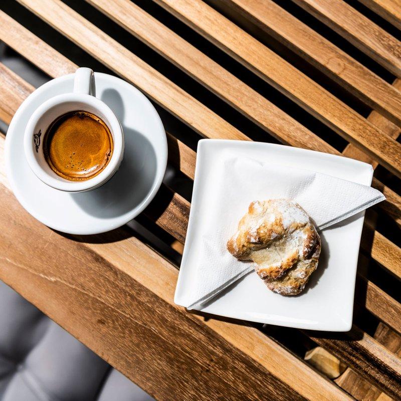 Coffee Amaretti
