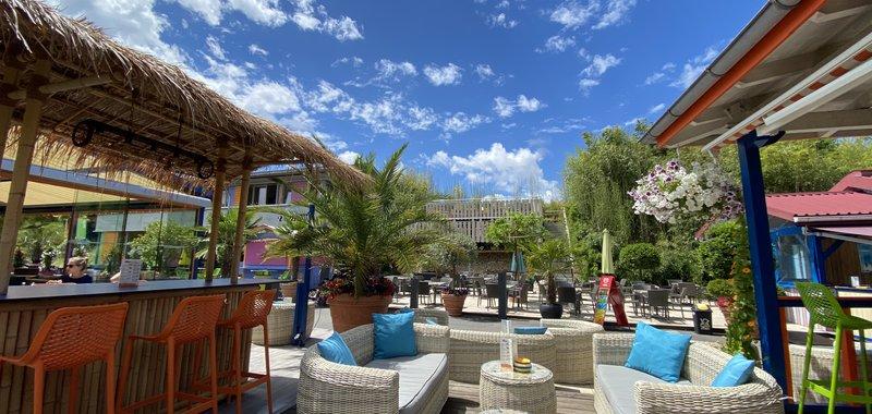 Beachbar @ Caribbean Village Bild