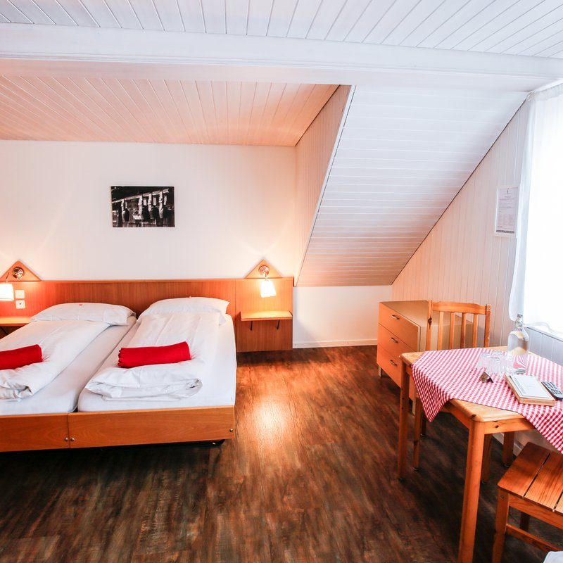 Hotelzimmer Schlüssel Alpnach