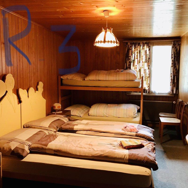Zimmer Mehrbett