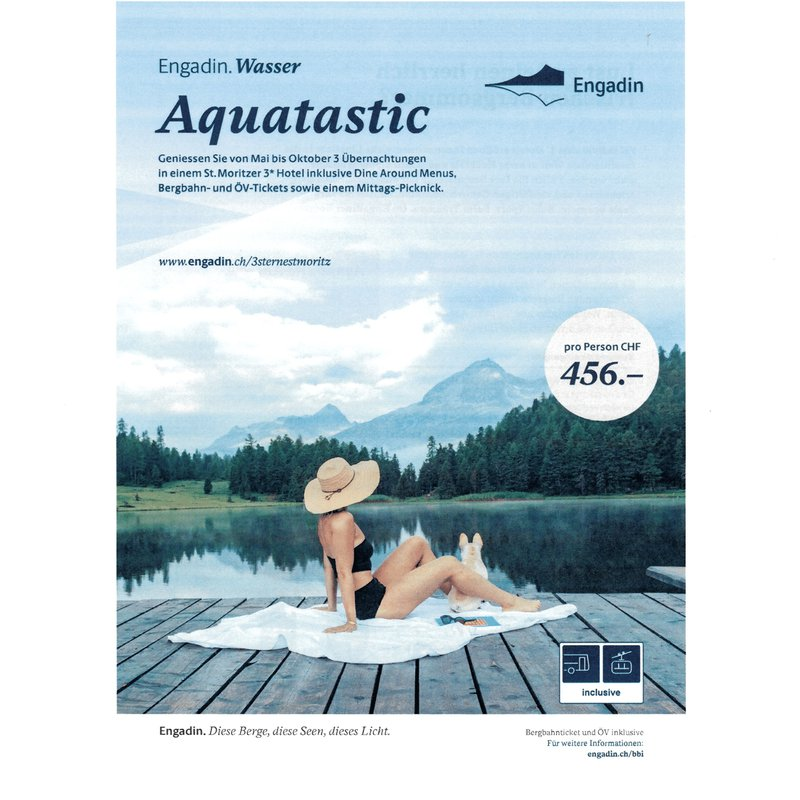 Aquatastic Package