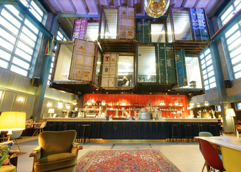 KRAFTWERK Café Bar Restaurant