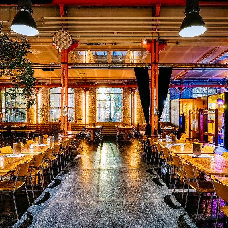 Restaurant / Fenster