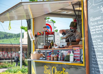 Charlie Brown Food-Truck