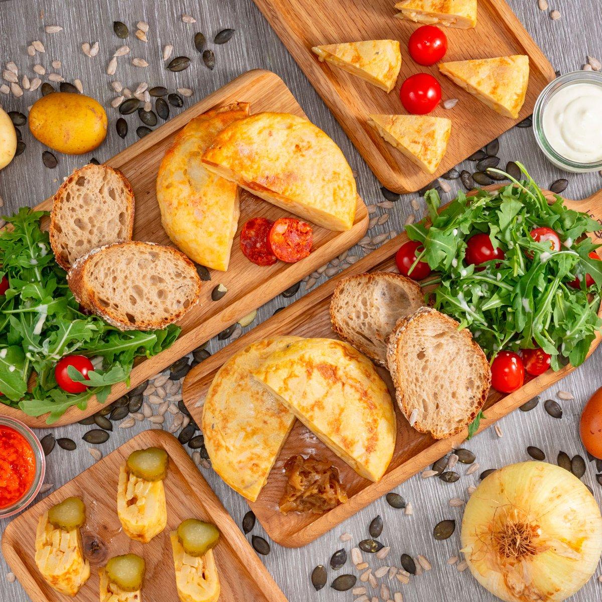 Tortillas y Puntos