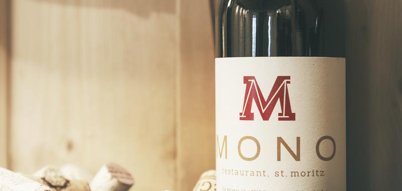 Restaurant Mono Image