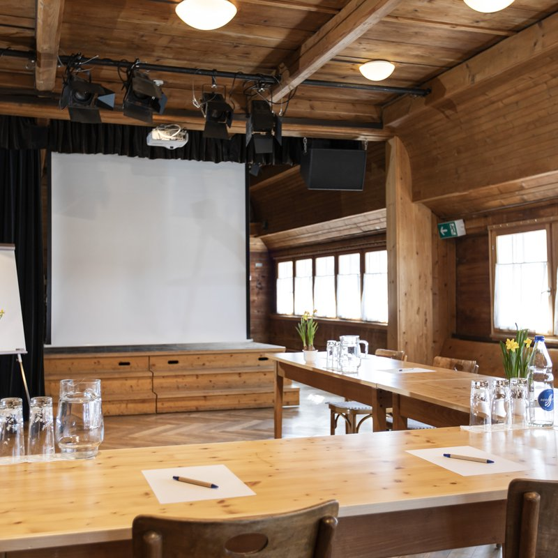 Saal Seminar