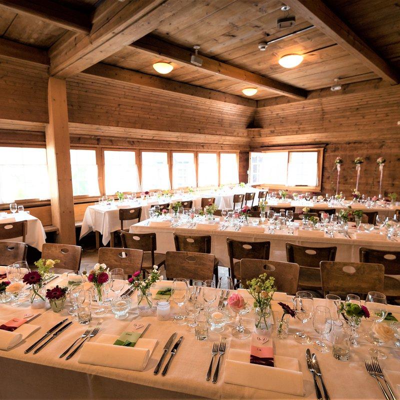 Saal Hochzeit 2