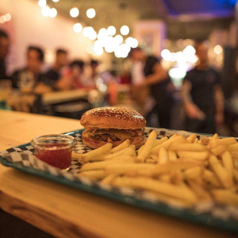 Burger & Fries 2