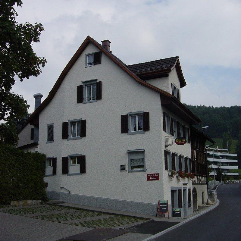 Gasthaus von aussen