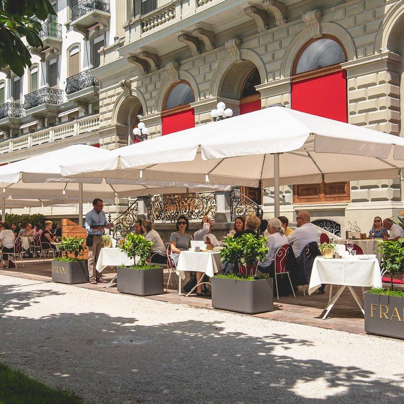 Restaurant Franz Terrrasse