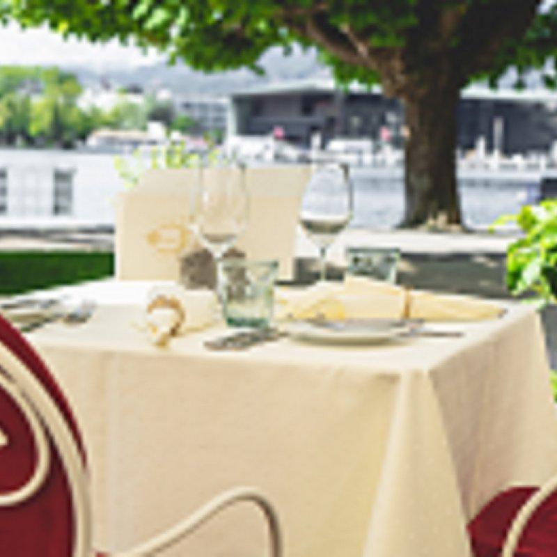 Restaurant Franz Terrassen Sitzplatz