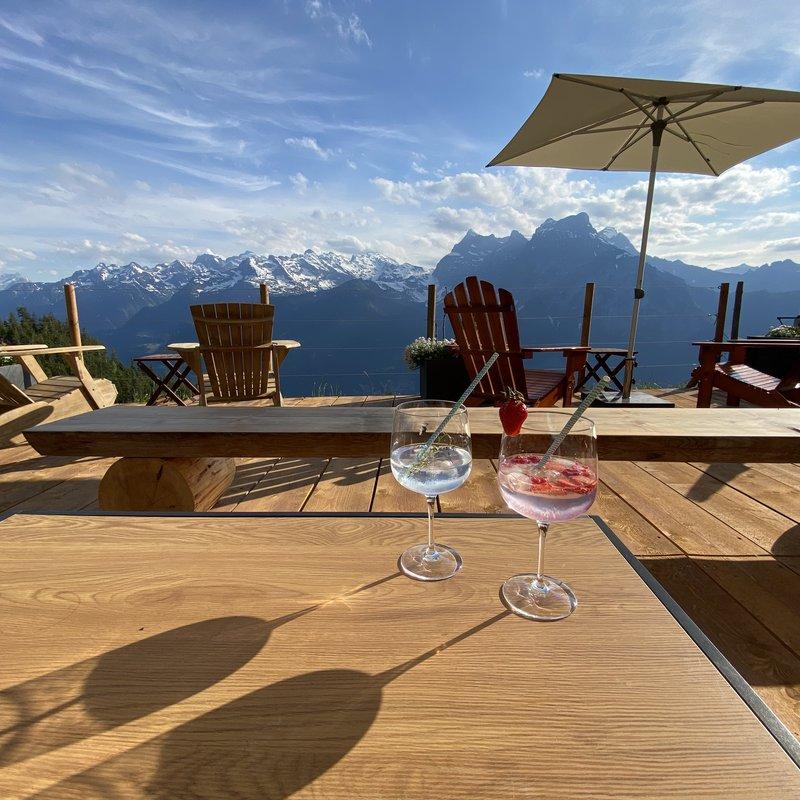 Indigo Lounge - Berggasthaus Eggberge
