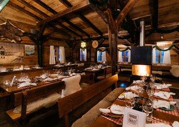 Fondue Chalet Zug