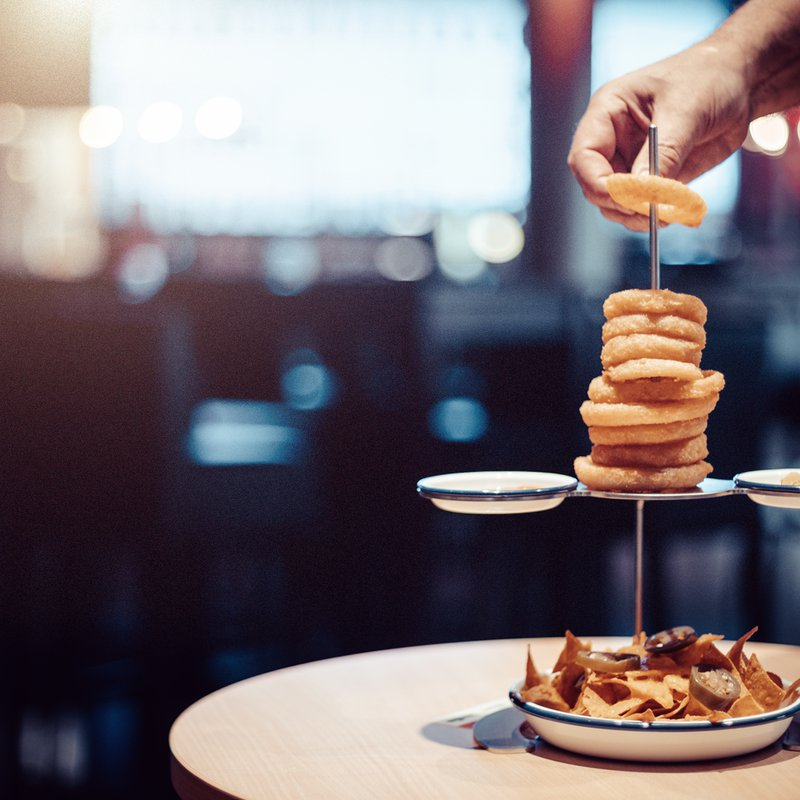 sichtBar Snack-Angebot
