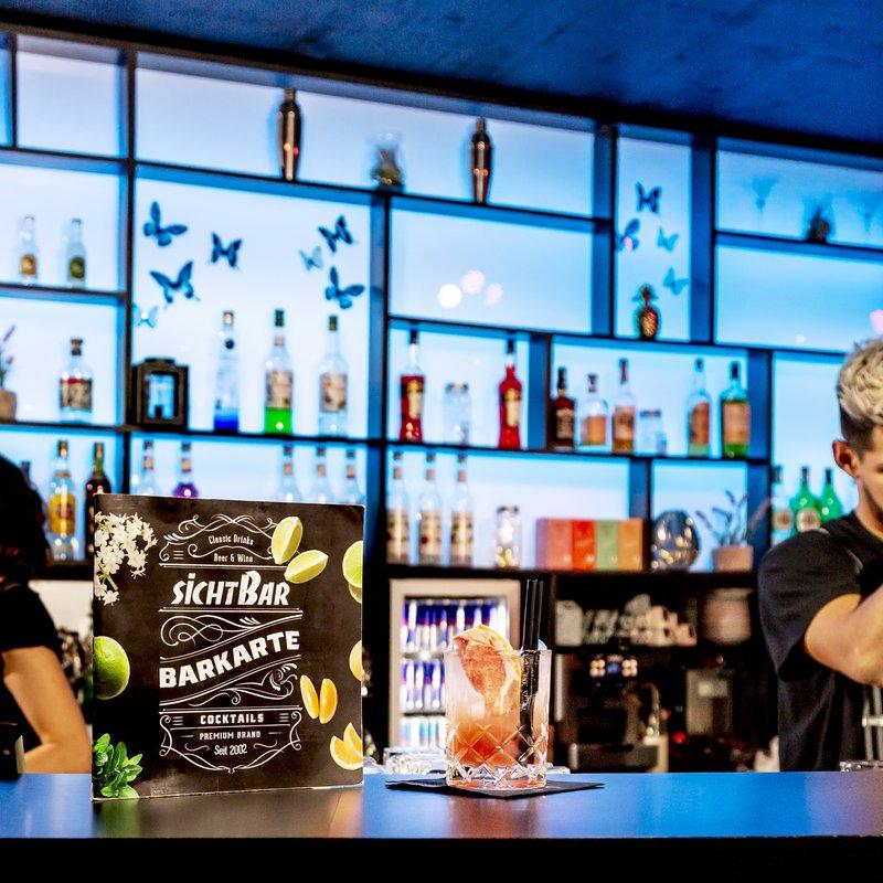 sichtBar - Bar