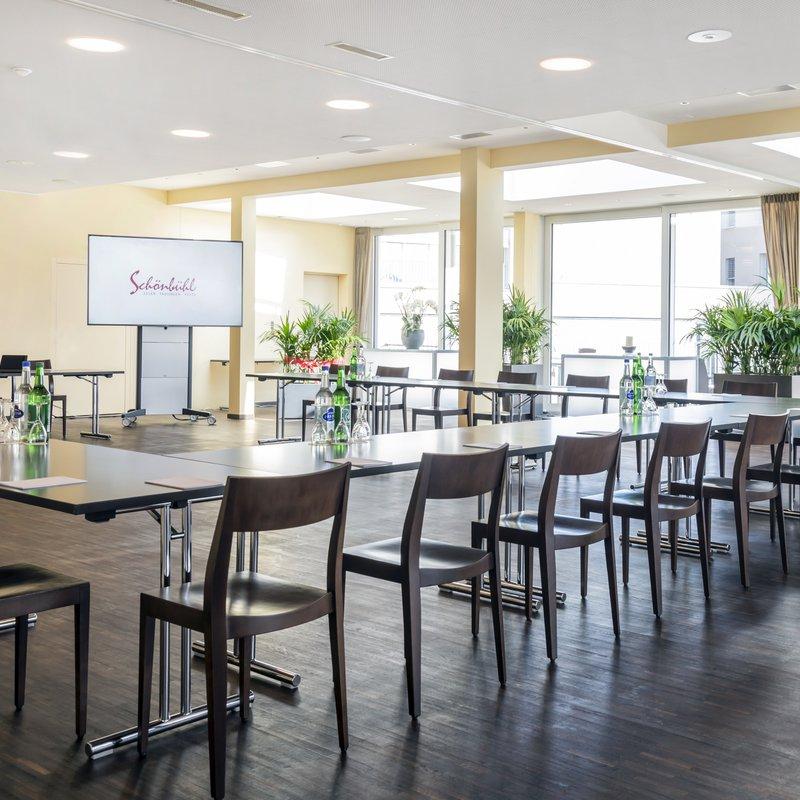 Restaurant Schönbühl, Seminare und Tagungen in unterschiedlichen Grössen