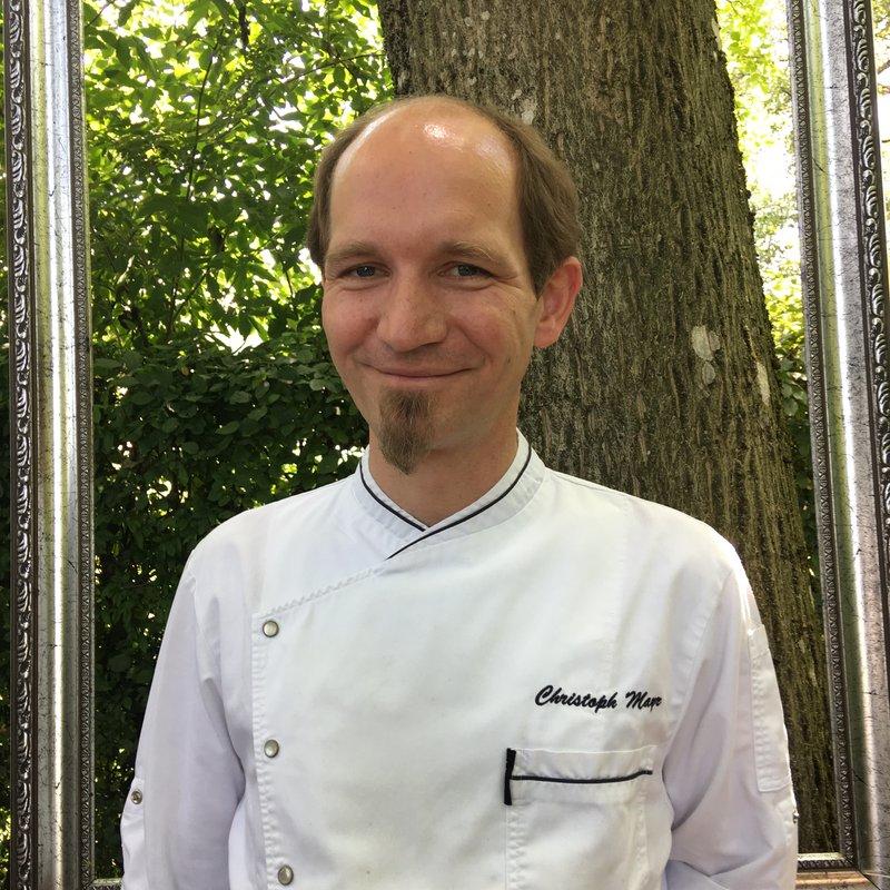 Christoph Mayr, Inhaber, Küchenchef