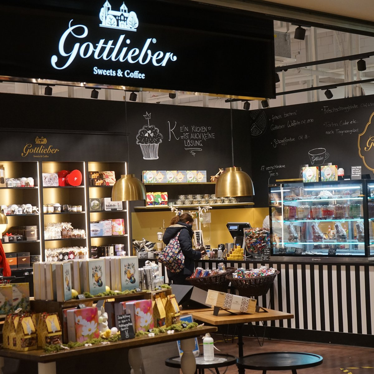 Gottlieber Sweets & Coffee Regensdorf
