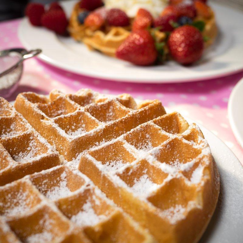 Gottlieber Sweets & Coffee Waffeln