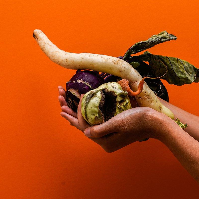 Zum guten Heinrich Gemüse