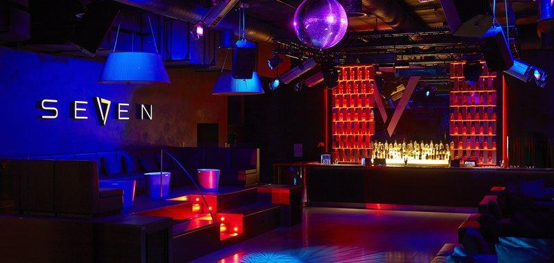 Seven Lugano The Club Image