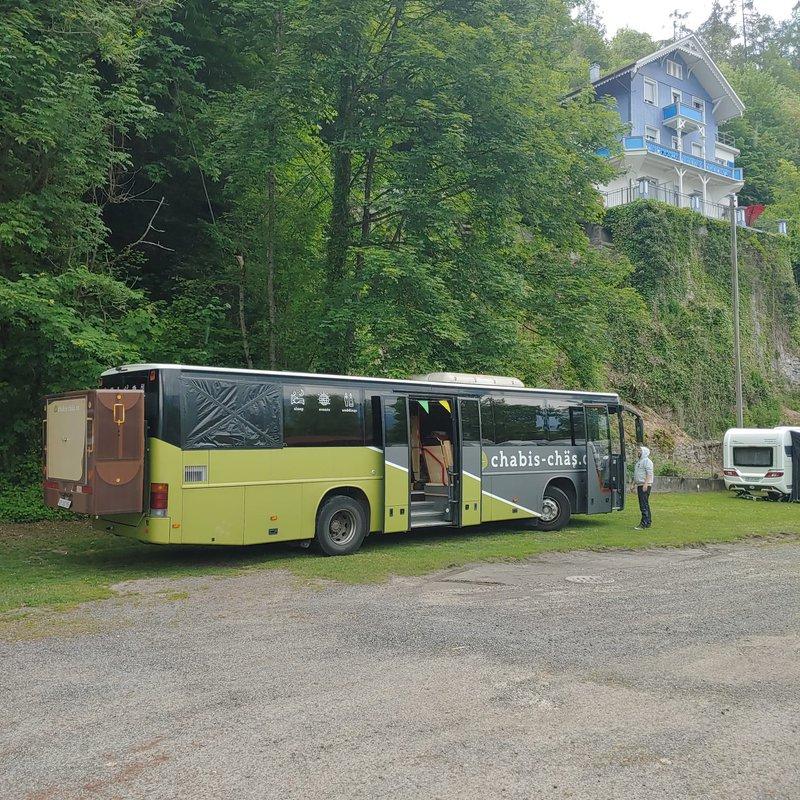 chabis-chäs.ch auf grosser Gästefahrt