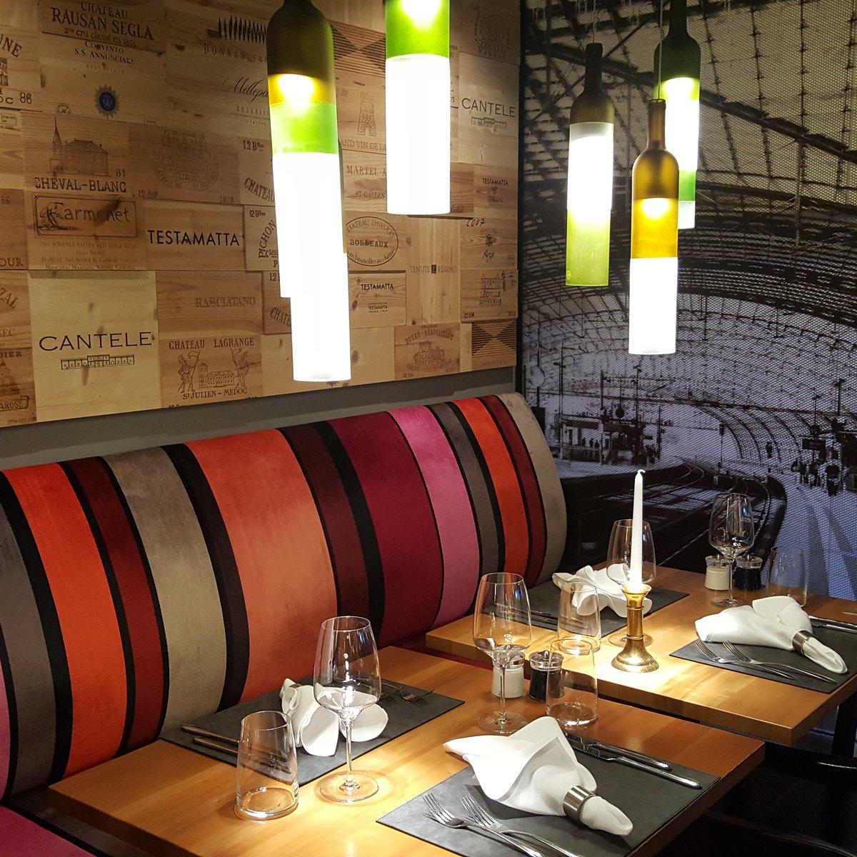 Capolinea Restaurant Innenbereich