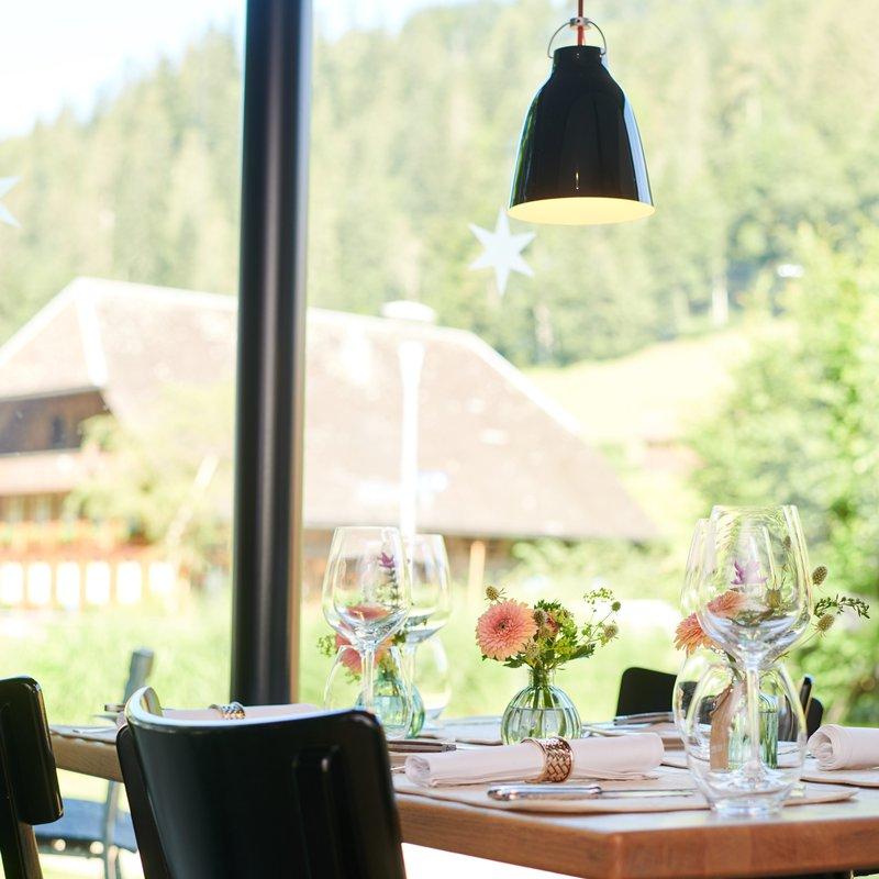 Wintergarten Tisch