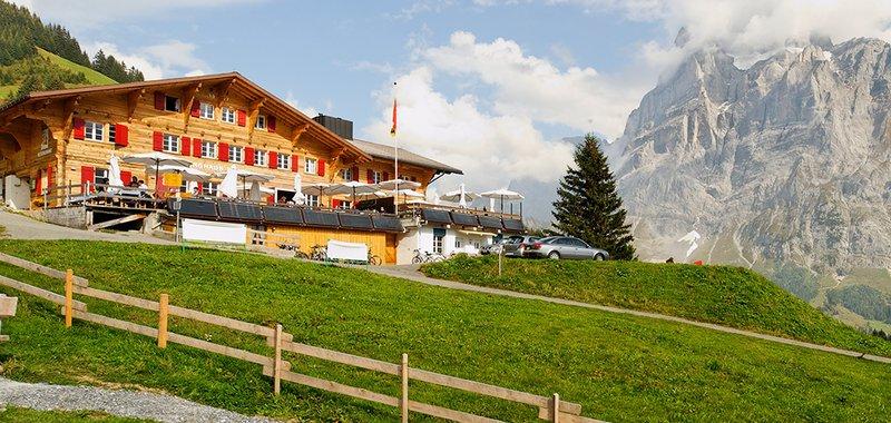 Alpinhotel Bort Bild