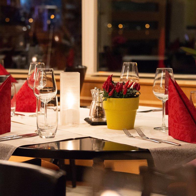 Restaurant Abend