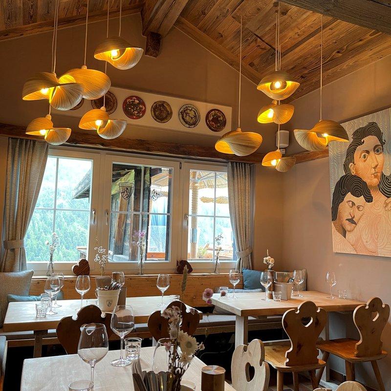 Restaurant @Paradise innen