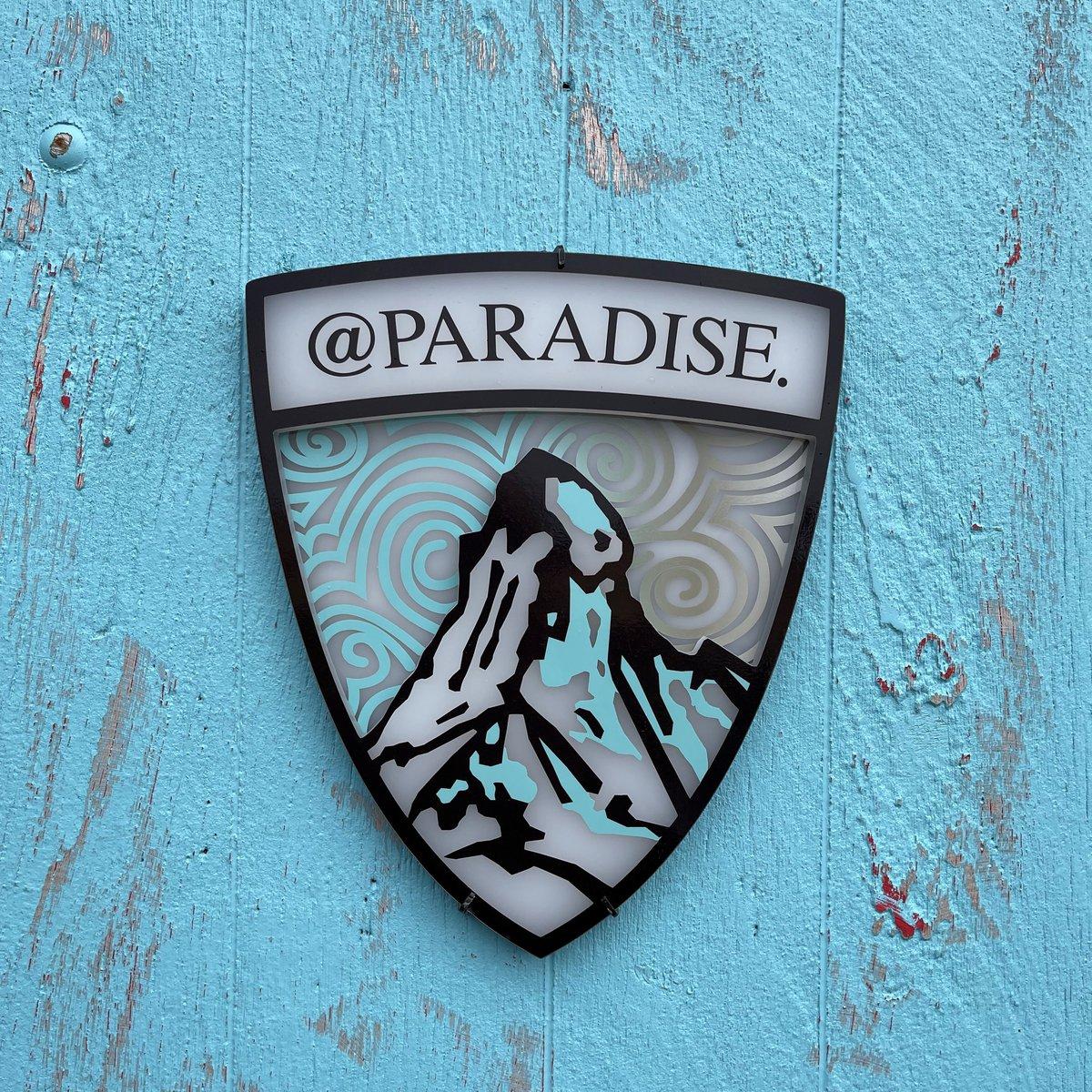 Logo vom Restaurant @Paradise