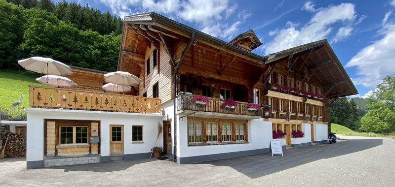 Berghotel Zur Sau Bild