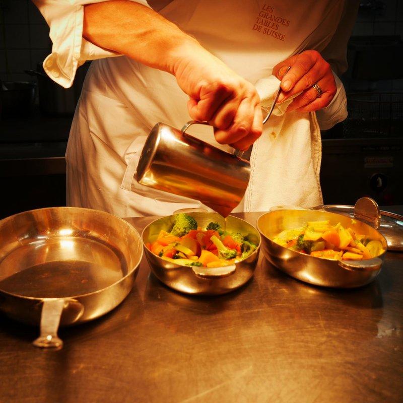 Abländschen-Gemüse & Abländschenkartoffeln