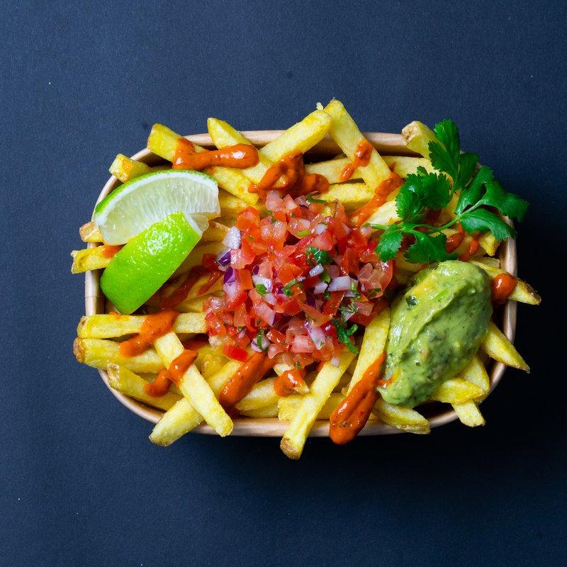 BRIX Salsa Fries
