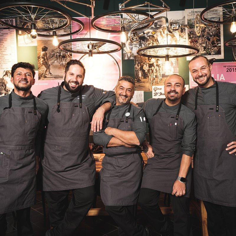 BACiO Küchen Team