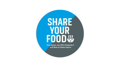 Share your Food - Dienstleistungspartner Best of Swiss Gastro