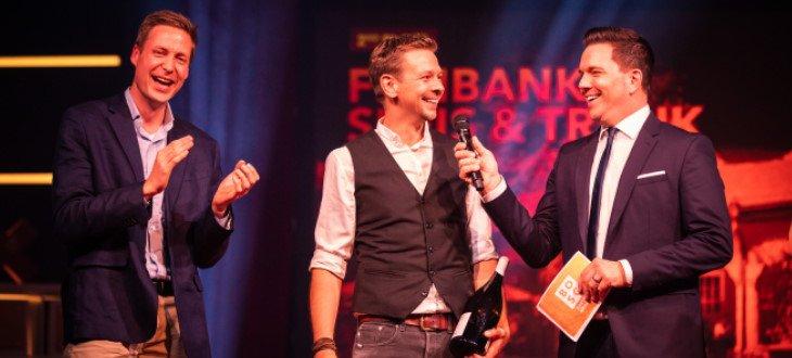 Florian Jenzer sul premio Best of Swiss Gastro Award