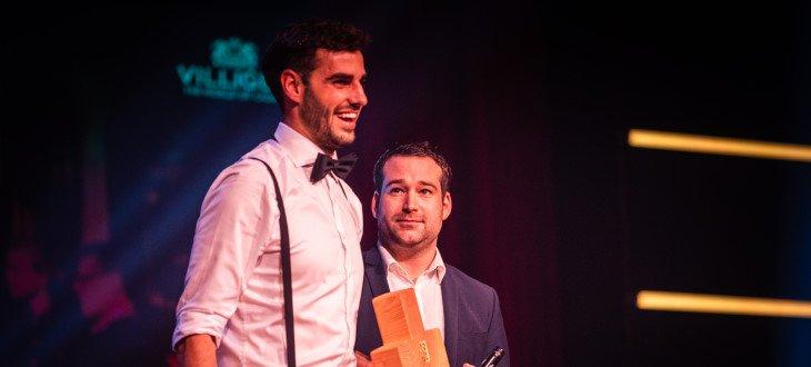 Patrick Elmiger sul premio Best of Swiss Gastro Award