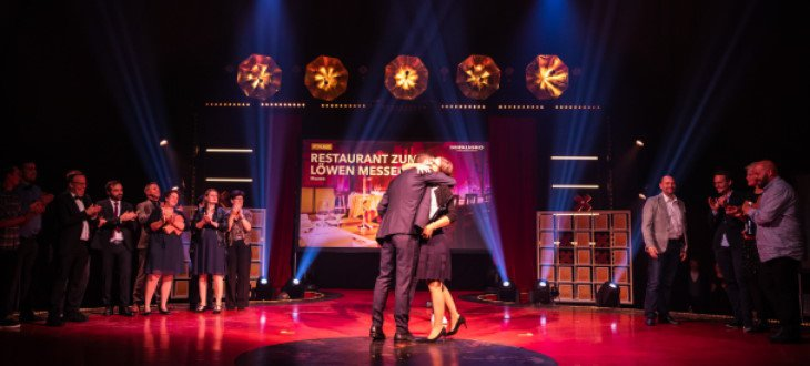 Sebastian Graber sul premio Best of Swiss Gastro Award