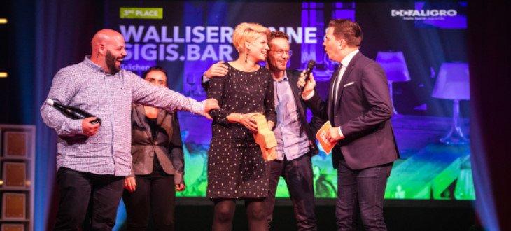 Hannes Schalbetter sul premio Best of Swiss Gastro Award