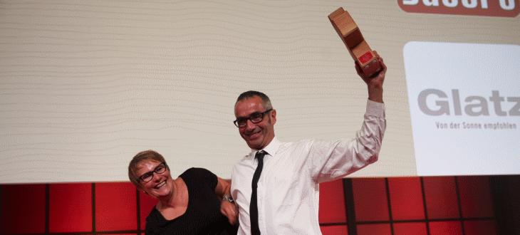 Erwin Gabriel sopra Best of Swiss Gastro Award