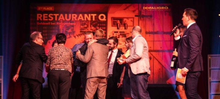 Peter Schenkel sul premio Best of Swiss Gastro Award