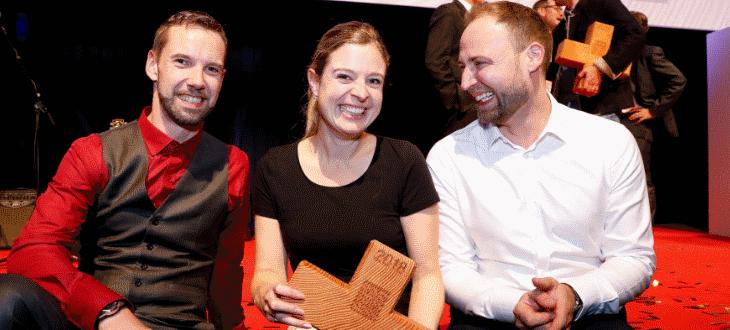 Simone Müller-Staubli sopra Best of Swiss Gastro Award